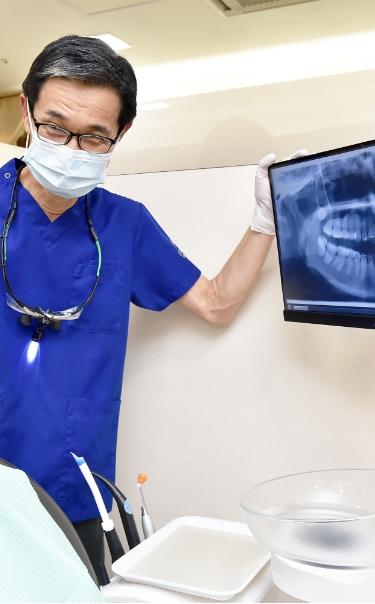 新しい設備を導入し、幅広い診療科目を提供